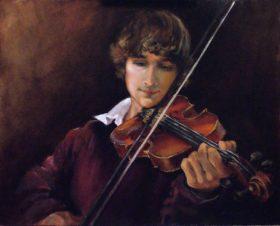 Chuyện chàng thanh niên, cây vĩ cầm và những đồng xu