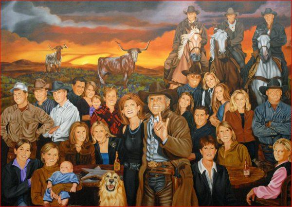 Bức tranh tuyệt vời