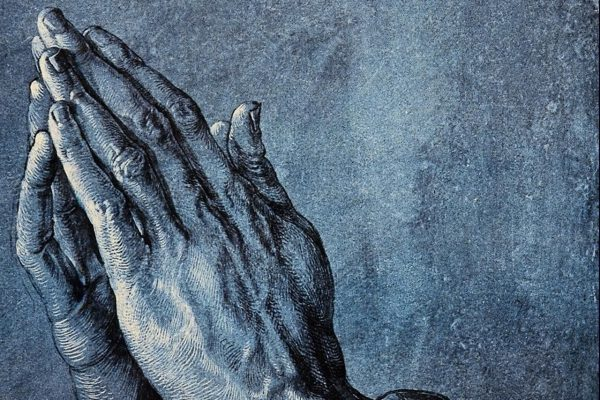Bàn tay nguyện cầu