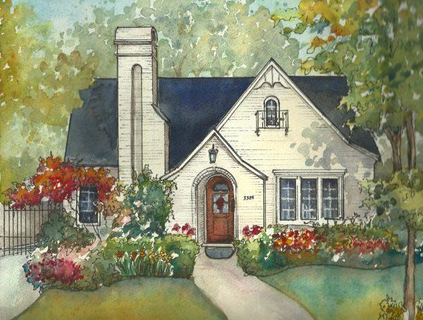 Ngôi nhà của người thợ mộc
