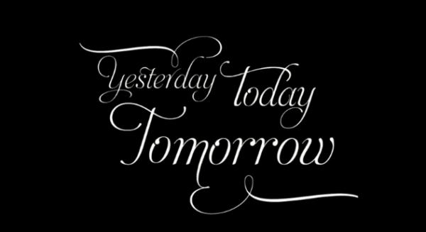 Hôm qua là quá khứ, ngày mai là một điều bí mật, còn hôm nay chính là một món quà