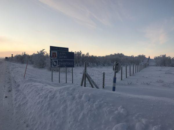 Biên giới Na-Uy – Phần Lan